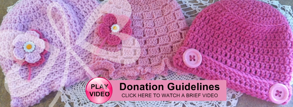 Crochet For Cancer : Crochet for Cancer, Inc. - Caring For Others One Stitch At A Time.