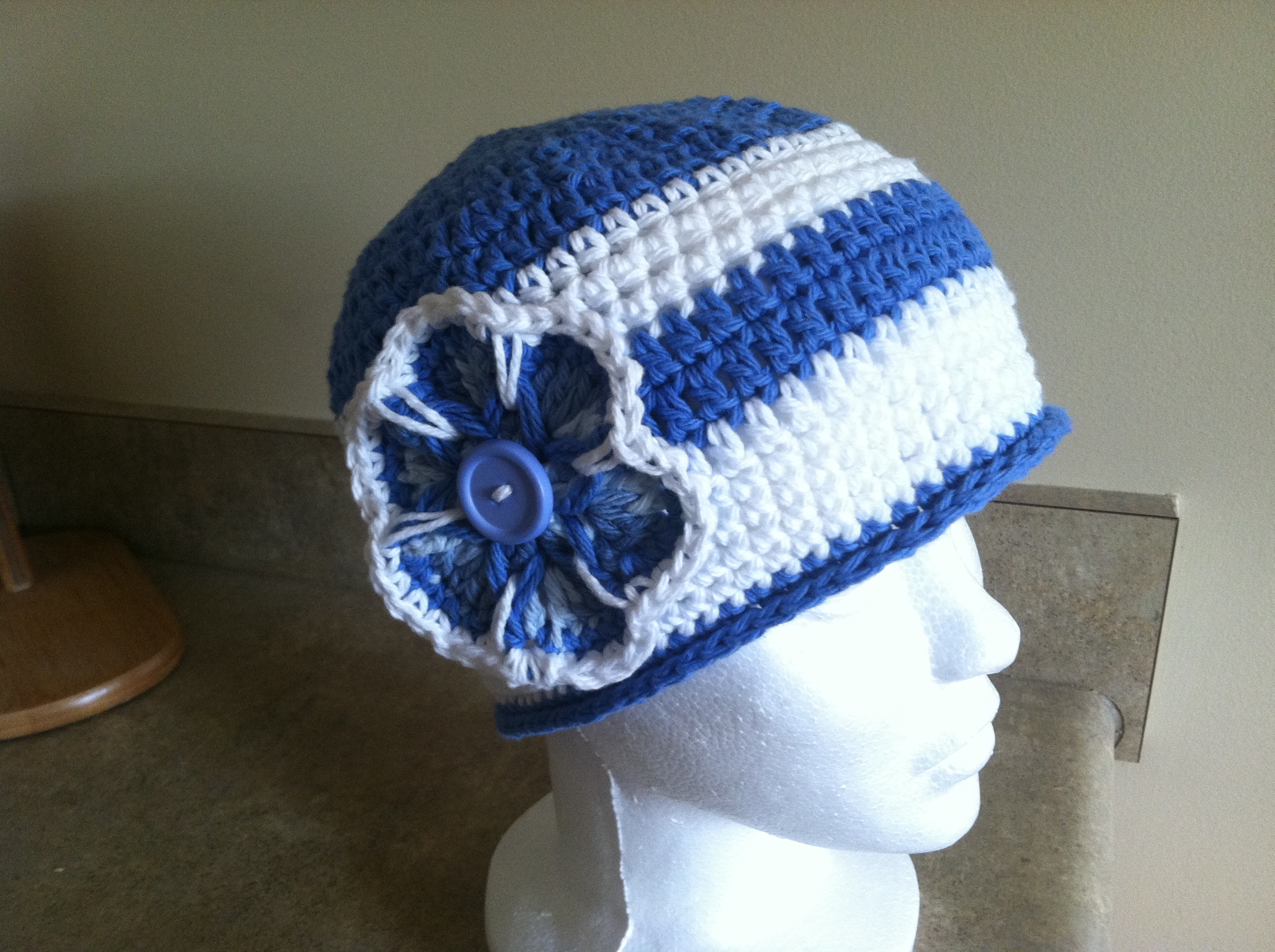 Sample Chemo Hats & Flower Patterns - Crochet for Cancer, Inc.