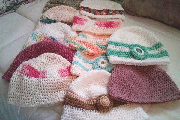 Crochet for Cancer, Inc. - Caring For Others One Stitch At A Time.