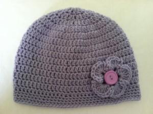 Sample Chemo Hats Flower Patterns Crochet For Cancer Inc
