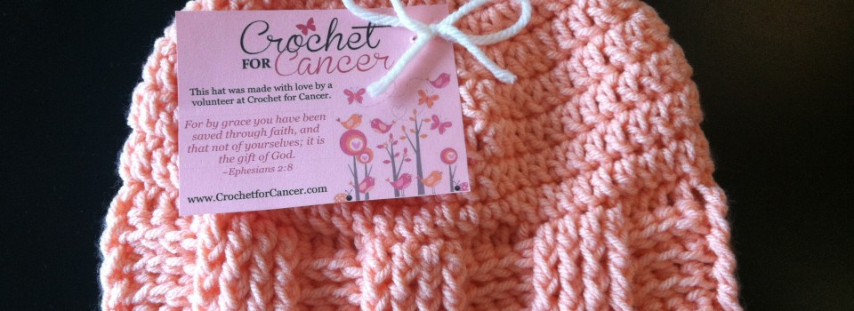 Crochet For Cancer : Crochet for Cancer is a Christian volunteer based non-profit that ...