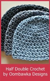 hdc hat pattern